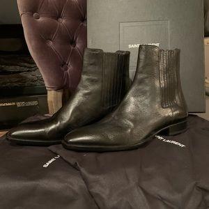Men's Saint Laurent Chelsea leather Boots